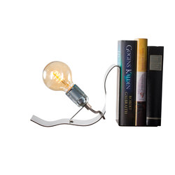 Lean on Me Table Lamp | Bookends | EBB & FLOW