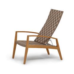 Wipp Deckchair | Sillones de jardín | Weishäupl