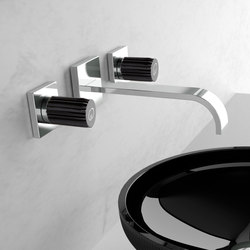 Glamorous Tuning Clivia | Wash-basin taps | Glass Design