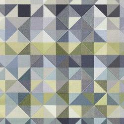 KALEIDO  CS - 11 LIME | Curtain fabrics | Nya Nordiska