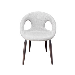 Natural Drop pop | Visitors chairs / Side chairs | Scab Design