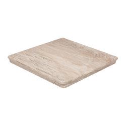 Fossil Sand Peldaño angular florentino | Tiles | Cerámica Mayor