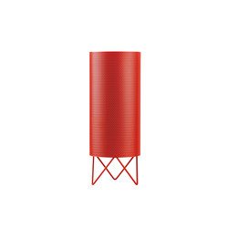Pedrera PD1 Table lamp | Red | Illuminazione generale | GUBI