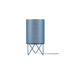 Pedrera ABC Table lamp | Blue | General lighting | GUBI