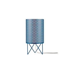 Pedrera ABC Table lamp | Blue | Illuminazione generale | GUBI
