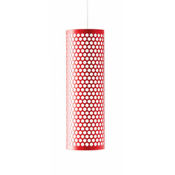 Pedrera ANA Pendant lamp | Red | General lighting | GUBI