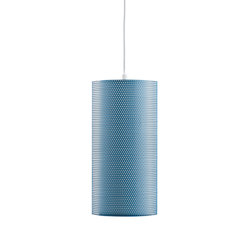Pedrera PD3 Pendant lamp | Blue | General lighting | GUBI