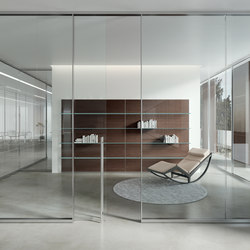 DV603-Double Glass 02 | Wall partition systems | DVO