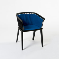 Secreto Little Armchair | Chaises de restaurant | Colé
