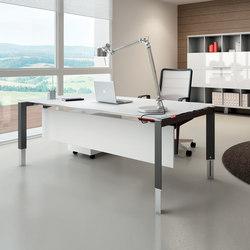 DV801-Entity 01 | Individual desks | DVO