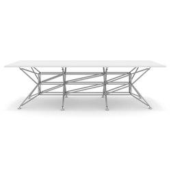 Lunar L | Individual desks | System 180