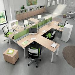 DV801-Entity 06 | Desking systems | DVO