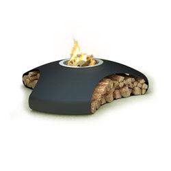Vaudeville | Garden fire pits | GlammFire