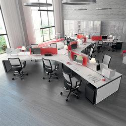 DV801-Entity 08 | Desking systems | DVO