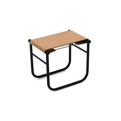 LC9 saddle leather | Bath stools / benches | Cassina