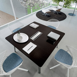 DV804-E-Place 02 | Meeting room tables | DVO