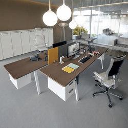 DV804-E-Place 04 | Systèmes de tables de bureau | DVO