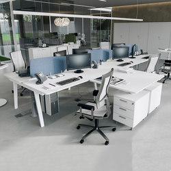 DV804-E-Place 07 | Systèmes de tables de bureau | DVO