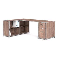 DeskTop 17884 | Bureaux individuels | System 180