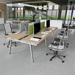 DV804-E-Place 08 | Systèmes de tables de bureau | DVO