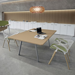 DV804-E-Place 08 | Meeting room tables | DVO