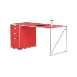 DeskTop 17861 | Scrivanie individuali | System 180