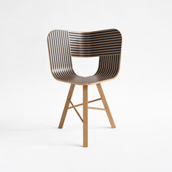 Tria Wood Chair 3 | Chairs | Colé