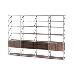 Regal - Home Regal | Office shelving systems | System 180