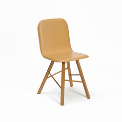 Tria Simple Chair Leather | Chaises de restaurant | Colé