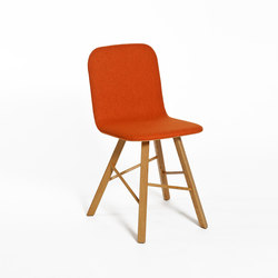 Tria Simple Chair Fabric | Chairs | Colé