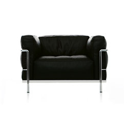 LC3 Sessel | Lounge chairs | Cassina