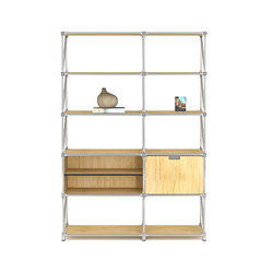 Regal 23999 | Office shelving systems | System 180