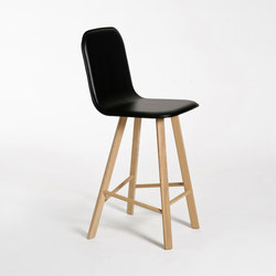 Tria Sgabello high back | Bar stools | Colé