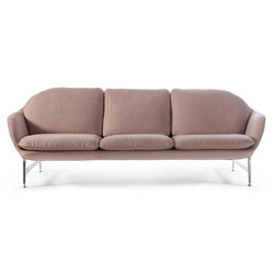 399 Vico 3 Seater Sofa | Canapés d'attente | Cassina