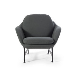 399 Vico Armchair | Poltrone lounge | Cassina