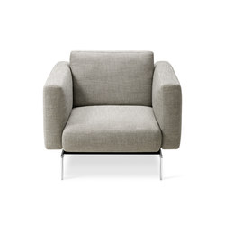 1424 Smart armchair | Armchairs | Intertime