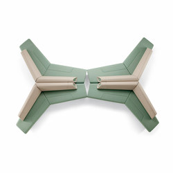 Kaleido | Seating islands | Kastel