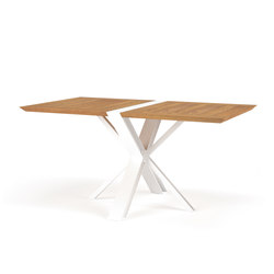 O-Zon OZN 90 table | Tables à manger de jardin | Royal Botania