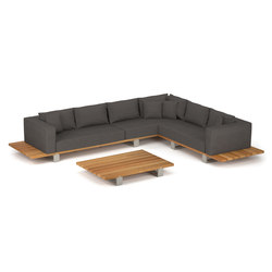 Vigor lounge | Gartensofas | Royal Botania