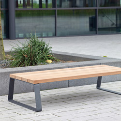 Campus levis Stoolbench 80 cm | Benches | Westeifel Werke