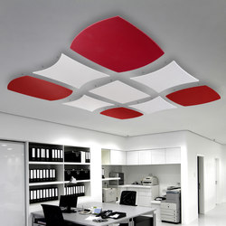 OWAconsult® collection | Deckensegel Curve | Sistemi soffitto | OWA