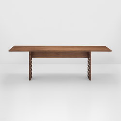 Brick table | Mesas comedor | H Furniture
