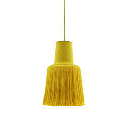 Pascha yellow | Suspended lights | frauMaier.com