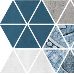 Laterza-Makran | Mosaico Laterza Cemento | Mosaici ceramica | VIVES Cerámica