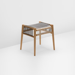 Loom stool | Hocker | H Furniture