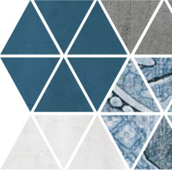 Mosaico Laterza Grafito | Mosaike | VIVES Cerámica