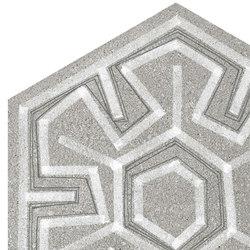 Hexagono Igneus Cemento | Keramik Fliesen | VIVES Cerámica