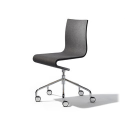 Seesaw working chair | Task chairs | Richard Lampert