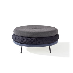 Fat Tom Pouf | Poufs / Polsterhocker | Lampert
