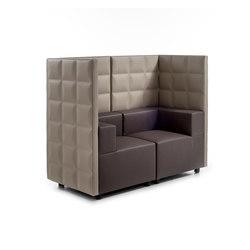 Kuadra Top | Lounge sofas | Kastel